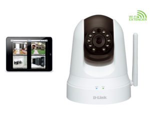 DCS-5020L International Version: a high quality security camera