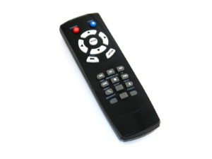 WD Western Digital TV Play Media Player replacement Remote Control replaces: WDTV001RNN, WDAVN00BN