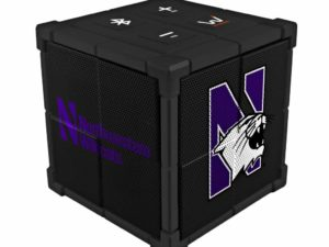 Northwestern Bluetooth Speaker