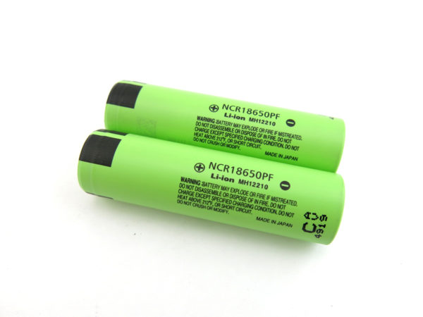 NCR18650PF Panasonic 2900mAh Battery
