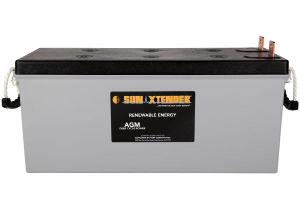Concorde Sun Xtender PVX-2120L Battery