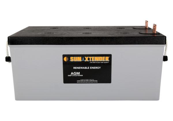 Concorde Sun Xtender PVX-2580L Battery