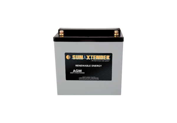Concorde Sun Extender PVX-490T Battery