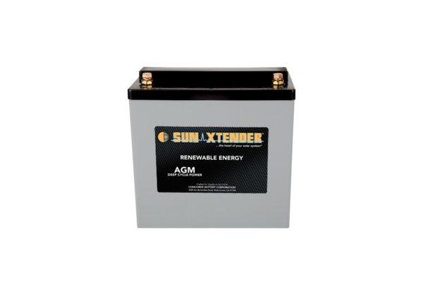 Concorde Sun Extender PVX-490T Battery