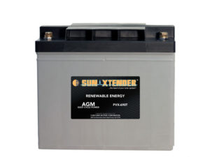 Concorde Sun Extender PVX-690T Battery