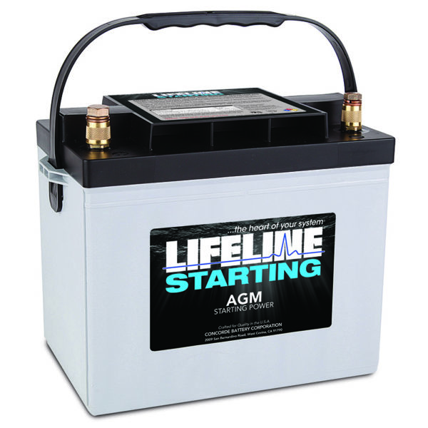 Lifeline GPL-2400T Marine RV Battery