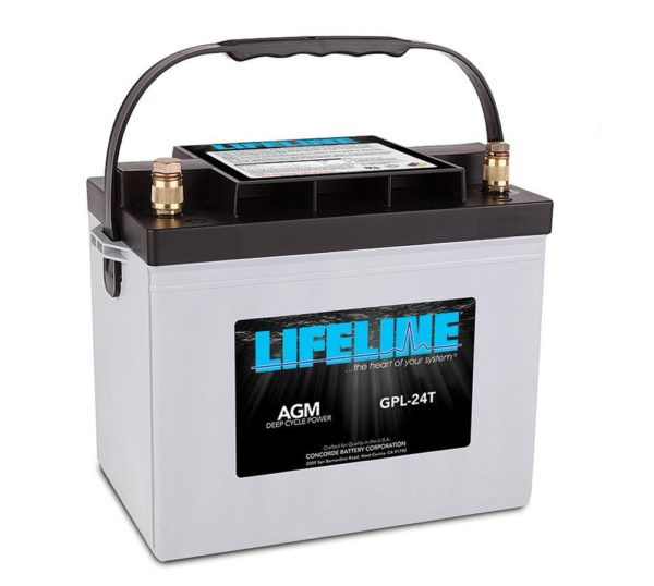 Lifeline GPL-24T Marine RV Battery