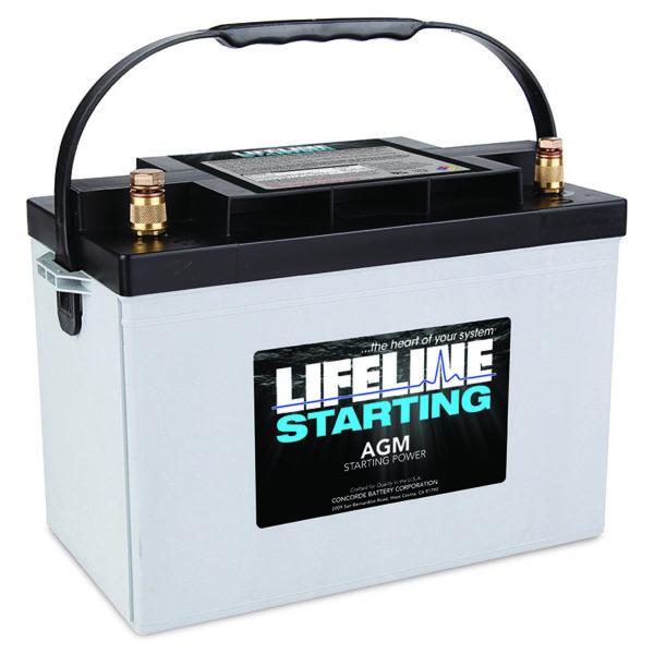 Lifeline GPL-2700T Marine RV Battery