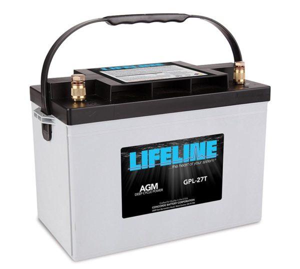 Lifeline GPL-27T Marine RV Battery