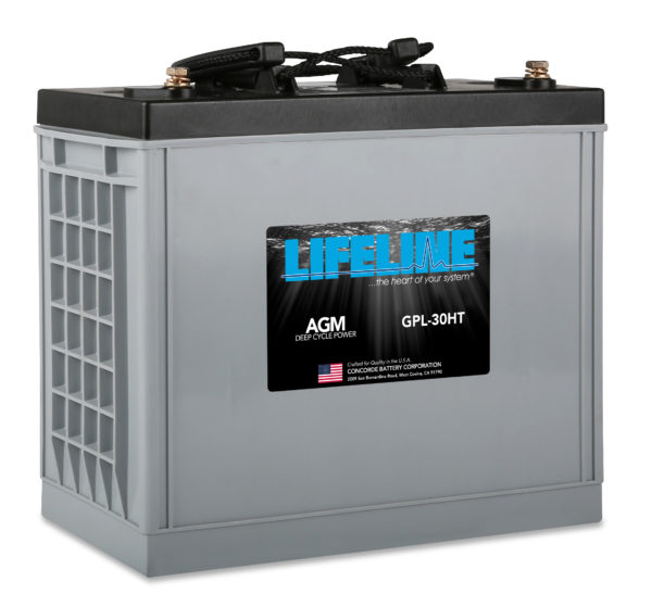 Lifeline GPL-30HT Marine RV Battery