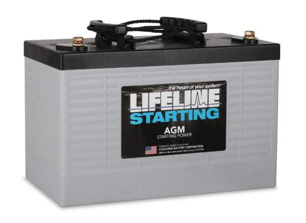 Lifeline GPL-3100T Marine RV Battery