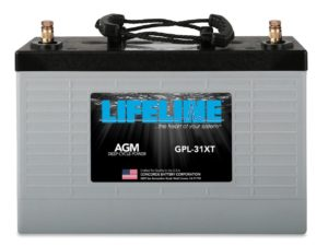 Lifeline GPL-31XT Marine RV Battery