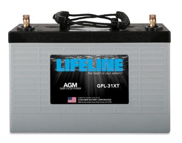 Lifeline GPL-31XT Marine RV Battery