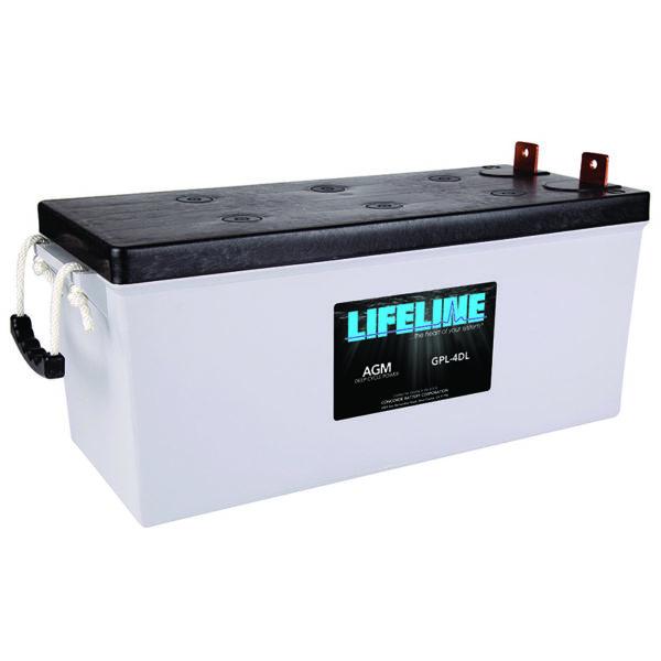 Lifeline GPL-4DL Marine RV Battery