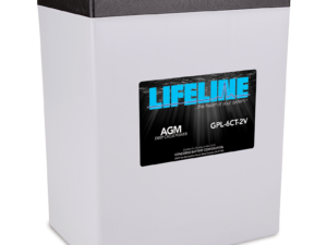 Lifeline GPL-6CT-2V Marine RV Battery