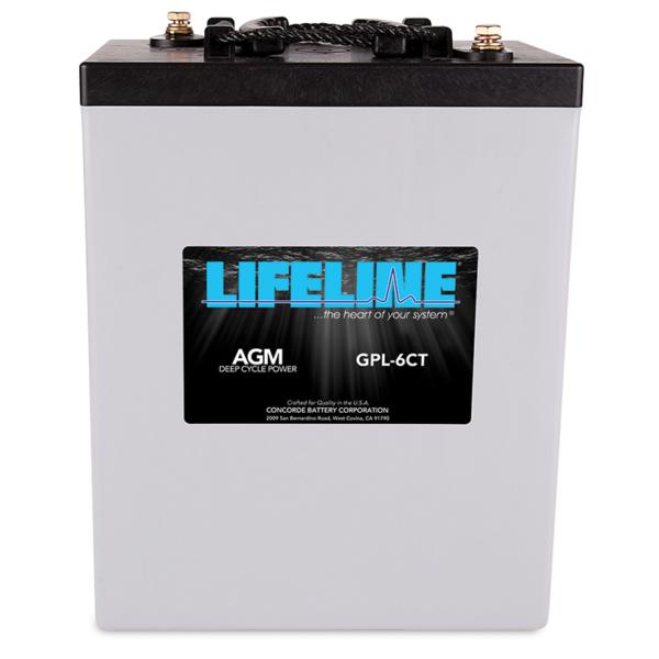Lifeline GPL-6CT Marine RV Battery