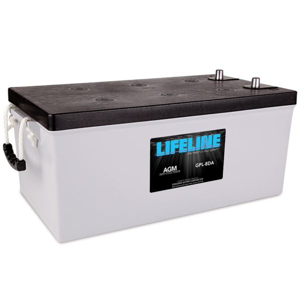 Lifeline GPL-8DA Marine RV Battery