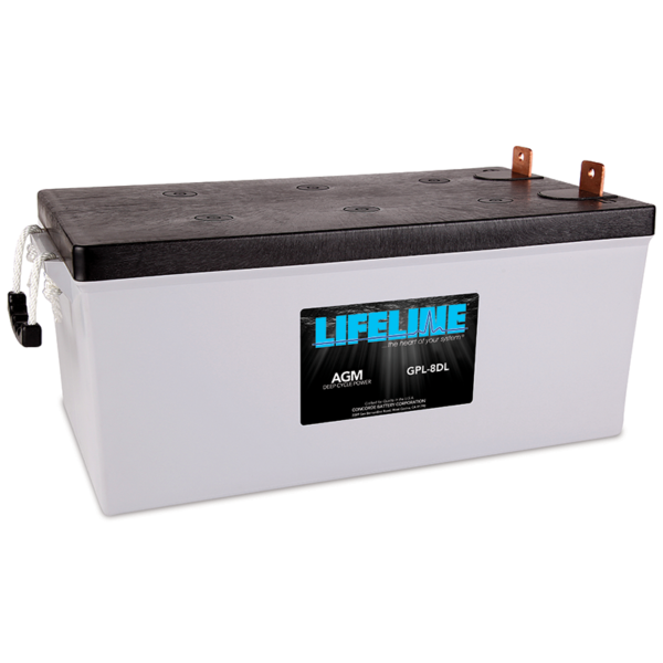 Lifeline GPL-8DL Marine RV Battery