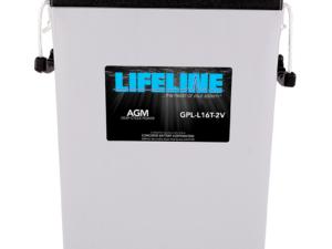 Lifeline GPL-L16T-2V Marine RV Battery