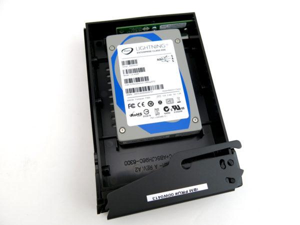IBM 400GB Lightning SSD eMLC 6GB/s Enterprise Class SSD 00W0413 LB 406M