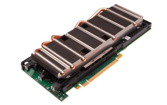 NVIDIA TESLA M2070 6GB Graphic Card