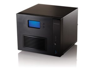 Lenovo Iomega IX4-300D 4-Bay Diskless RAID 5 Cloud Model 70B89003AP