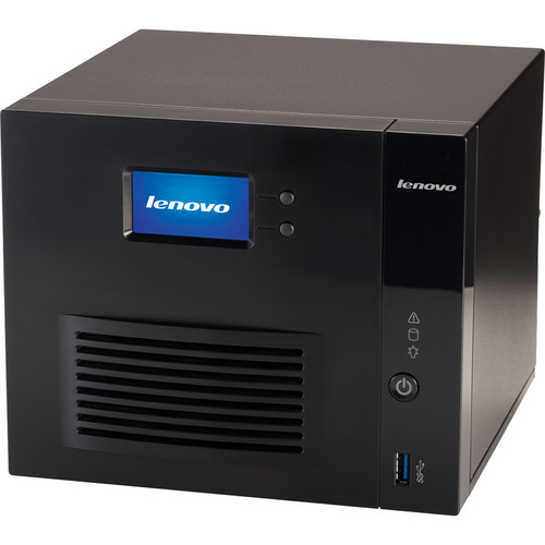 Lenovo Iomega IX4-300D Network Storage Media Server EU/UK SM10G08861