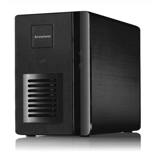 SM10G78634 Lenovo Iomega IX2 Diskless 2-Bay Desktop Attached Network Storage