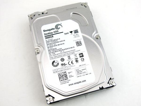 Seagate Barracuda 3TB ST3000DM001 Hard Drive Disk