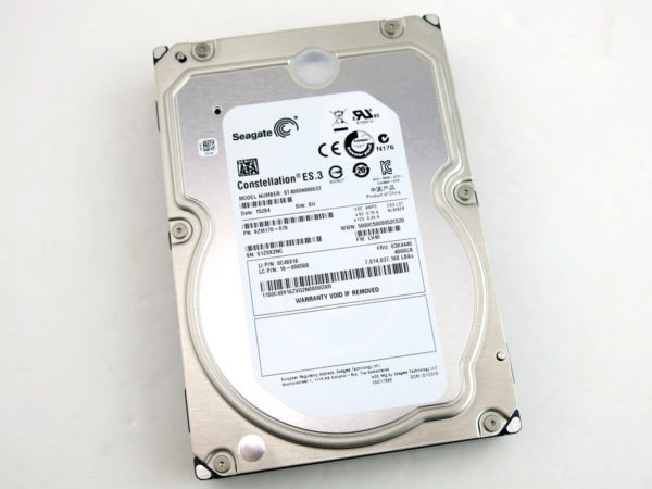 Seagate Constellation 4TB ST4000NM0033 Hard Drive Disk